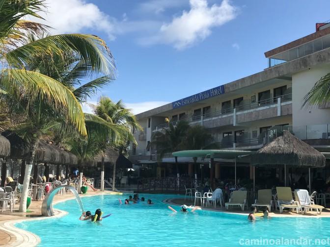 Mi estadía en el Esmeralda Praia Hotel, Natal