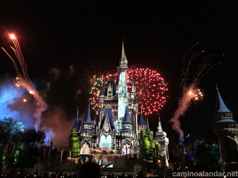 Happily Ever After Disney Magic Kingdom