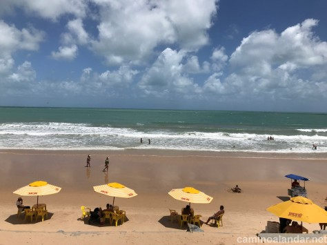 Ponta Negra Natal Brasil