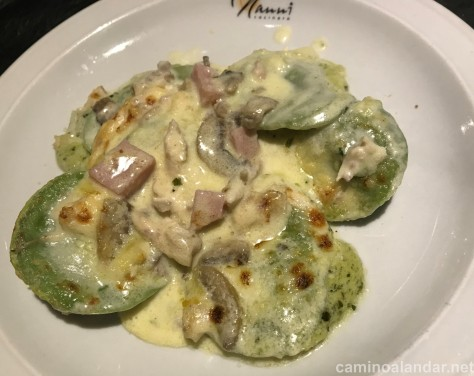 Nanni cocinero restaurant Miramar
