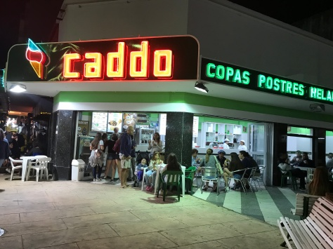 Heladería Caddo Miramar