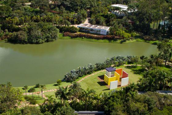 Museo Inhotim brumadinho