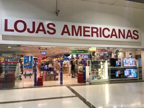 Lojas Americanas Natal