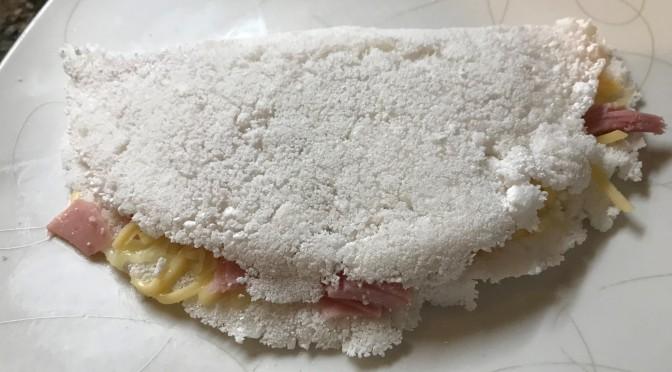 Como hacer tapioca brasileña en casa: explicación paso a paso