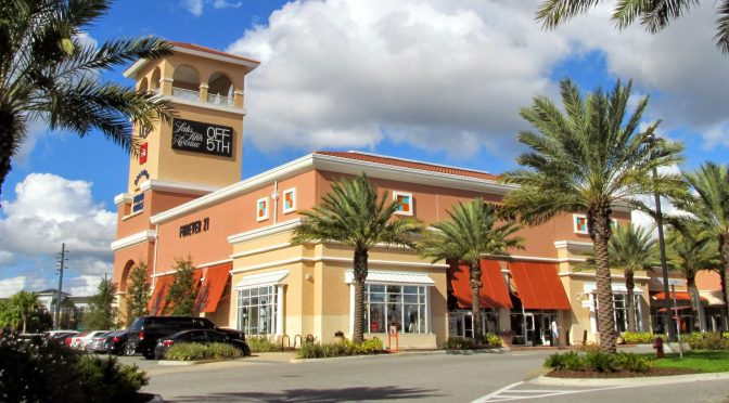 Guía de compras en Orlando: Shoppings, outlets, grandes almacenes, descuentos y más!