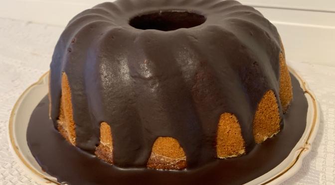 Receta brasileña: budín de zanahoria (bolo de cenoura)