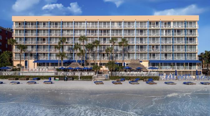 Mi estadía en el hotel DoubleTree Resort by Hilton, en North Redington Beach