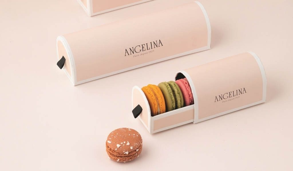 Angelina Paris Macarons