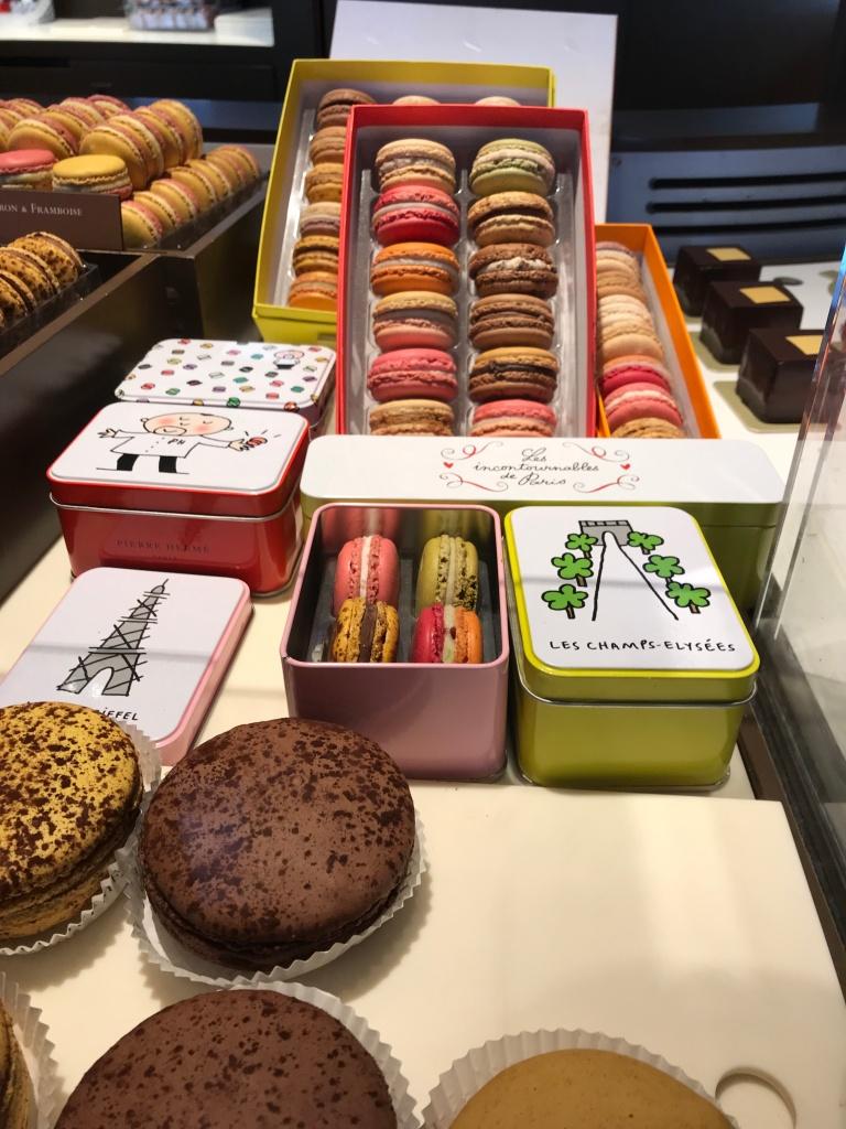 Macarons Pierre Hemé Paris