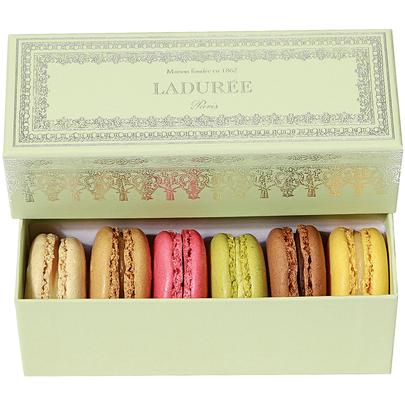 Macarons Laduree Paris
